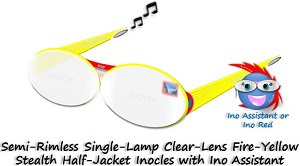 Small+Image+-+Semi-Rimless$2BSingle-Lamp$2BClear-Lens$2BFire-Yellow$2BStealth$2BHalf-Jacket$2BInternet$2BGlasses$2Bby$2Binocle.com