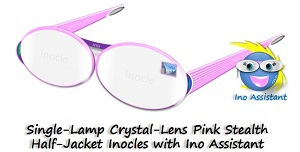 Small+Image+-+Single-Lamp$2BCrystal-Lens$2BPink$2BStealth$2BHalf-Jacket$2BInternet$2BGlasses$2Bby$2Binocle.com