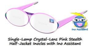 Small+Image+-+Single-Lamp$2BCrystal-Lens$2BPink$2BStealth$2BHalf-Jacket$2BInternet$2BGlasses$2Bby$2Binocle.com